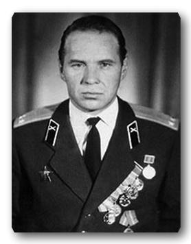 подполковник Юрий Трушечкин