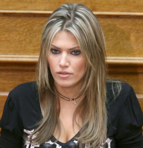Ева Кайли - член парламента Греции